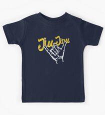 Jiu Jitsu Rolling Hands BJJ Shirt Kids Clothes