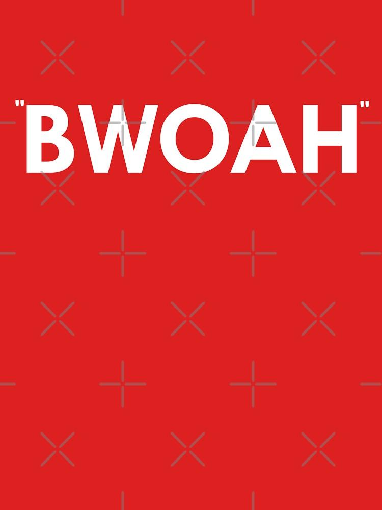 BWOAH (Raikkonen) | Unisex T-Shirt