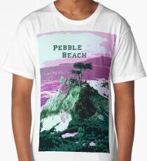 Pebble Beach California Long T-Shirt