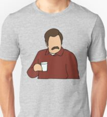 Ron Swanson Parks and Rec T-Shirt
