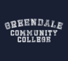 Greendale Community College (Distressed) | Unisex T-Shirt