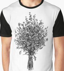 Bouquet Graphic T-Shirt
