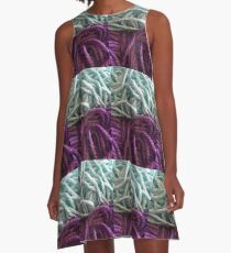 Yarn A-Line Dress