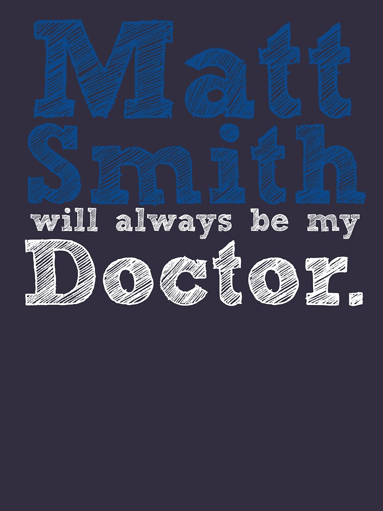 Matt Smith Will Always Be My Doctor by inkandstardust