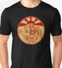 Foot Clan Retro Logo Unisex T-Shirt