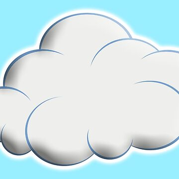 Cloud, Cloudy, Weather, Rain, Mood, Emotion, Feeling by TOMSREDBUBBLE