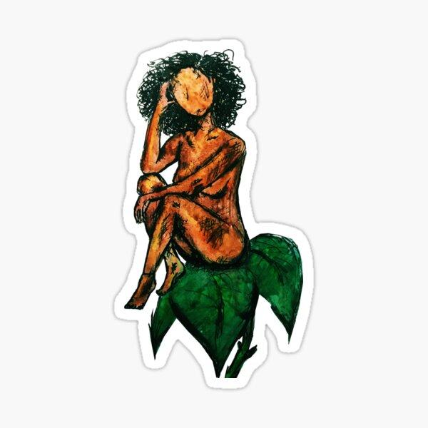 Abeba 4 Sticker