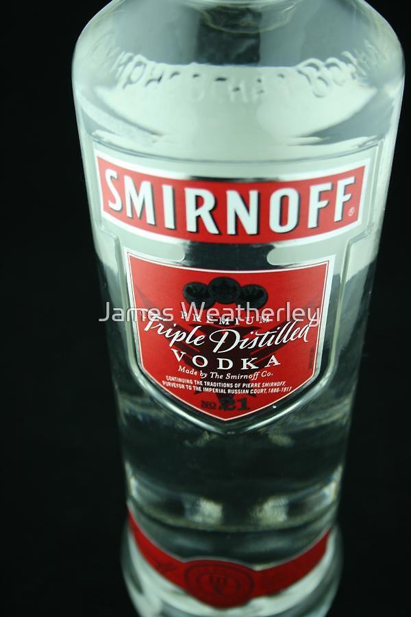 Vodka by James Weatherley