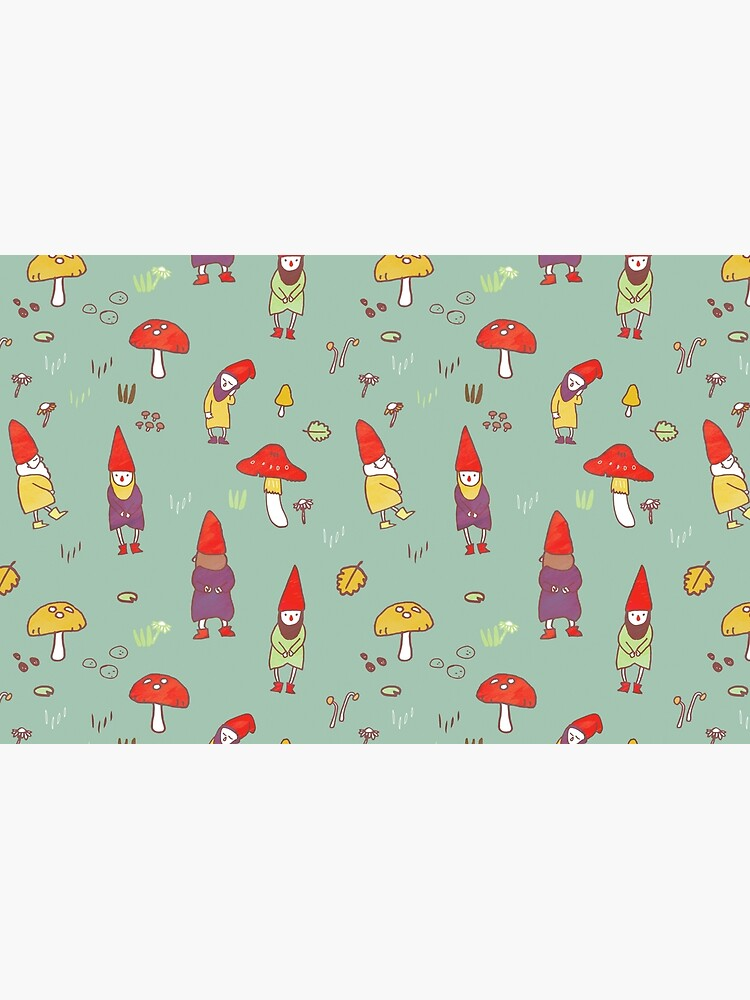 Gnome garden by poppyeden