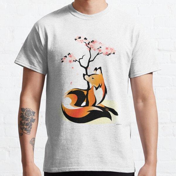 Sakura Kitsune Classic T-Shirt