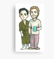 Pajama Jethin Canvas Print