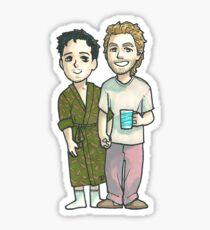 Pajama Jethin Sticker