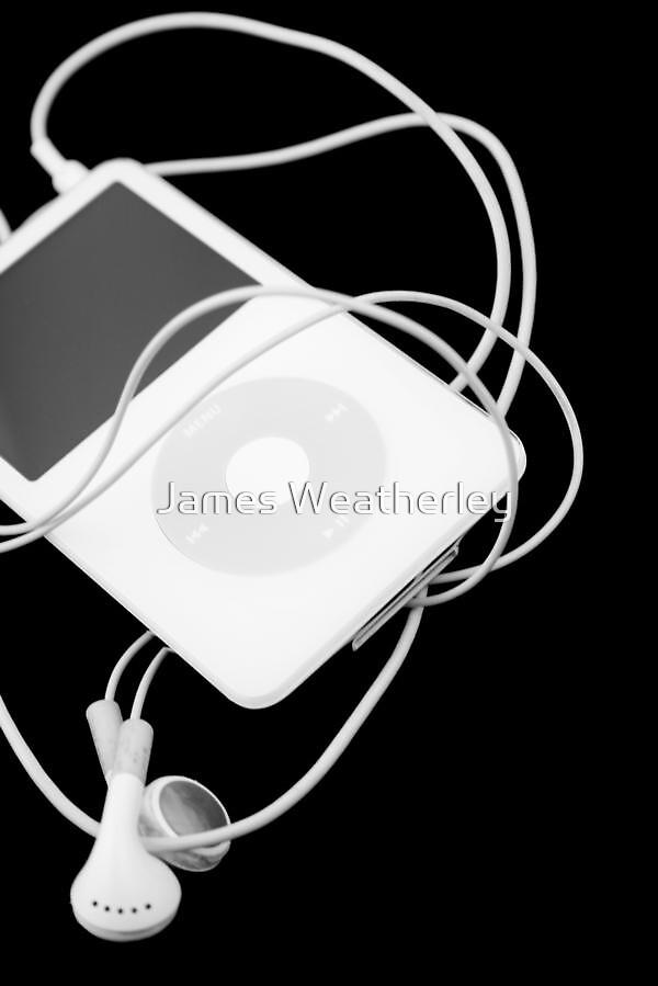 Ipod by James Weatherley