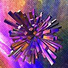 Coloured Geometric Shape by fantasytripp