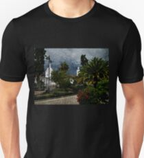 San Sebastian Park - Van Gogh Style T-Shirt