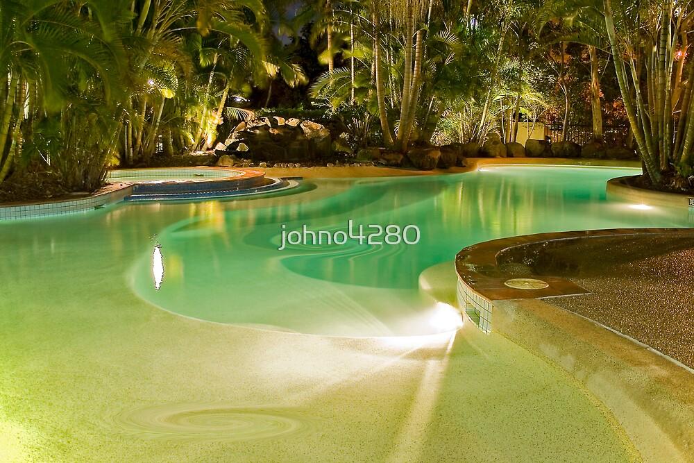 Twist'n By The Pool by johno4280