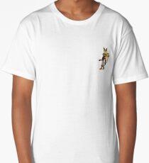 MS Paint Jak and Daxter Long T-Shirt