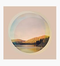 Digital Landscape #4 Photographic Print