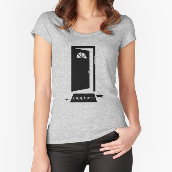 Matchbox 20 3AM - Happiness Fitted Scoop T-Shirt
