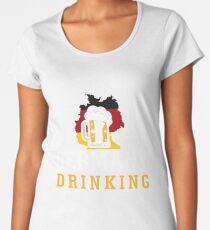 Germany Drinking Team Women's Premium T-Shirt