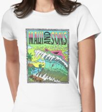 Maui And Sons Tidal Wave T-Shirt