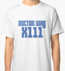 Doctor Who 13 Classic T-Shirt