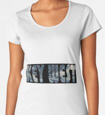 Key West 1884 Women's Premium T-Shirt