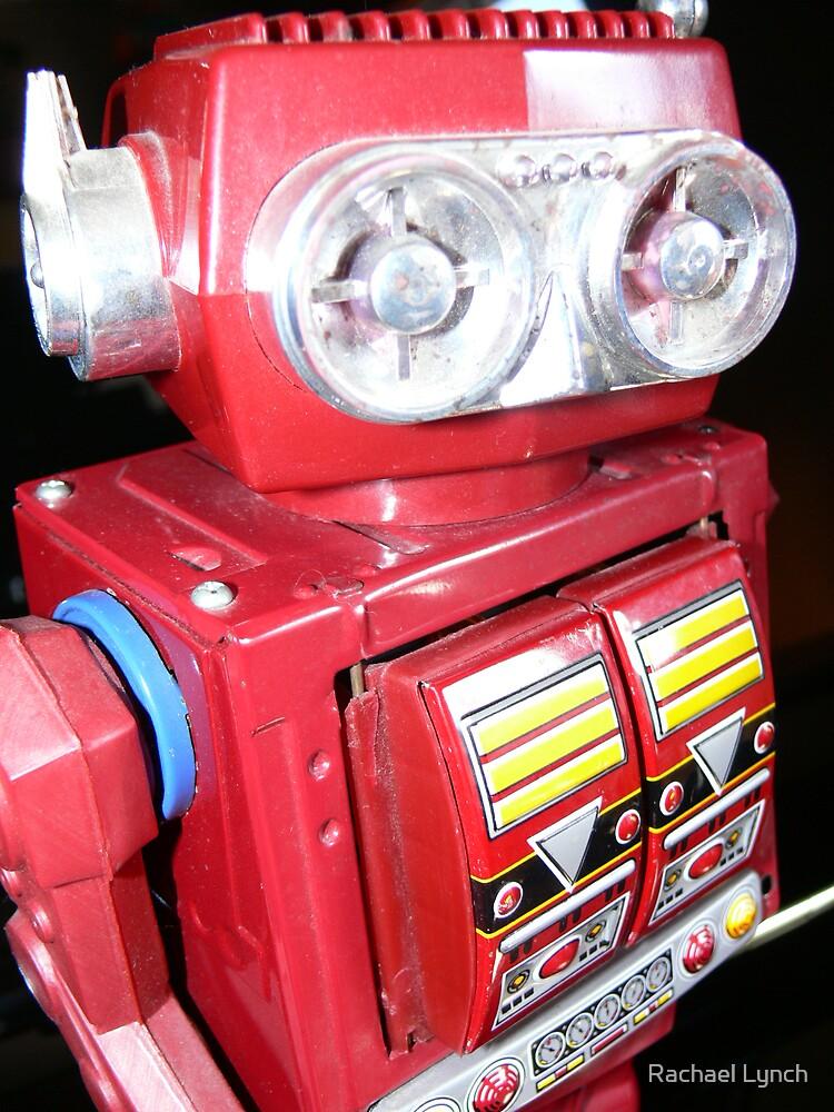 Red Robot by Rachael Lynch