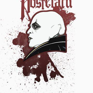 Splatter Nosferatu by Nosferatu666