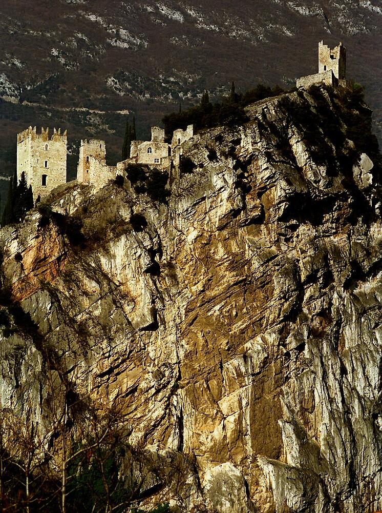 Castle of Gold by JBrett