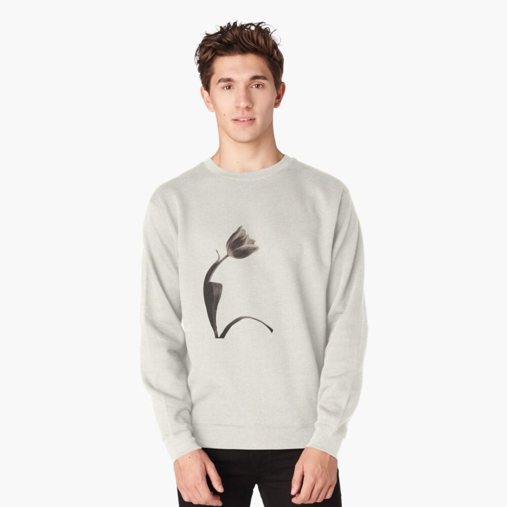 Antique Tulip Pullover Sweatshirt