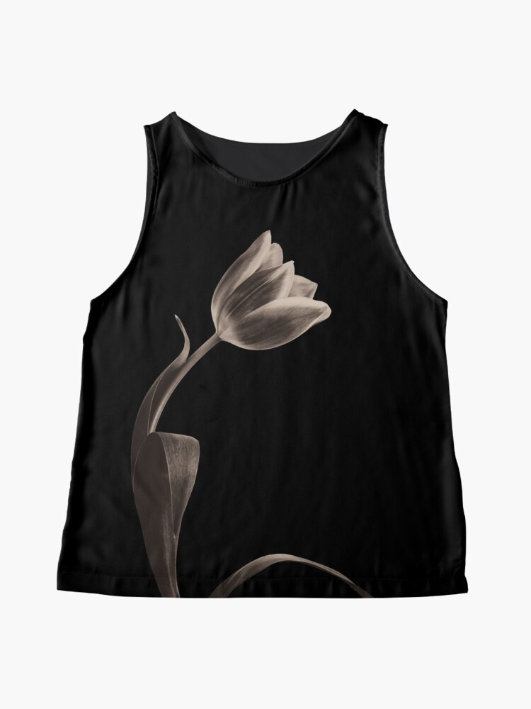 Alternate view of Antique Tulip Sleeveless Top