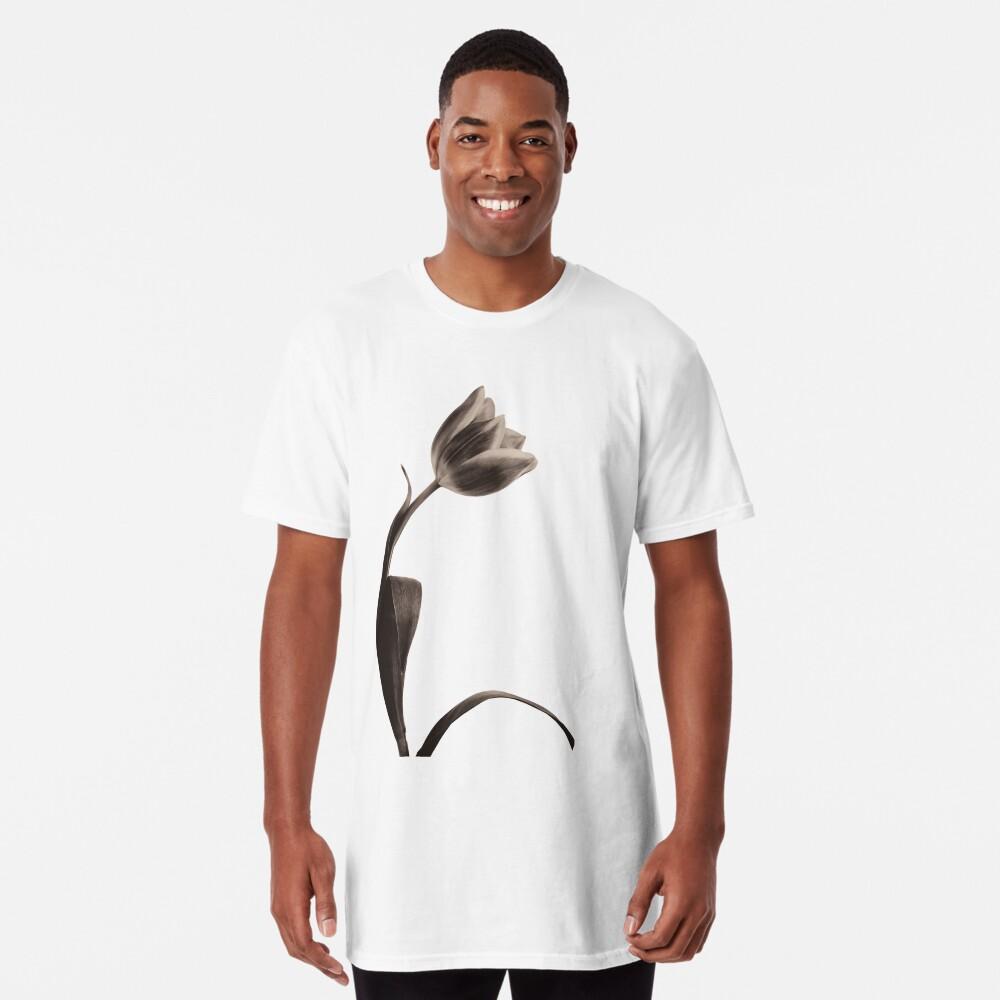Antique Tulip Long T-Shirt