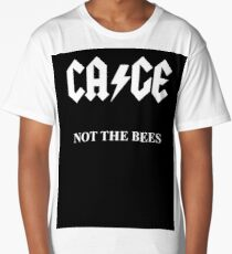 CAGE - NOT THE BEES! Long T-Shirt