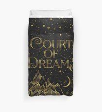 Gericht der Träume ACOMAF Bettbezug