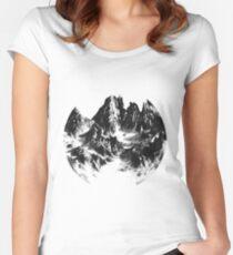 Alpen Mountain Women's Fitted Scoop T-Shirt