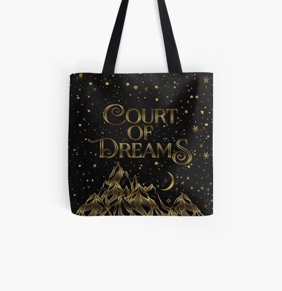 Court of Dreams ACOMAF All Over Print Tote Bag