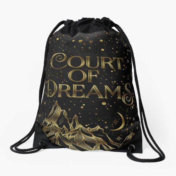 Court of Dreams ACOMAF Drawstring Bag