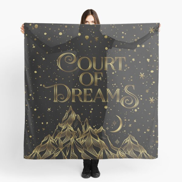 Court of Dreams ACOMAF Scarf