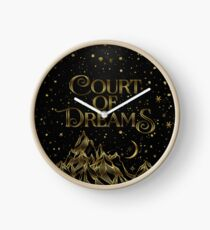 Court of Dreams ACOMAF Clock