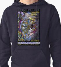 Fortune's Wheelhouse Fortune Tabula Mundi Tarot Pullover Hoodie