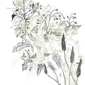Sacred Swamp/ Pantano Sagrado by NataliaMotta