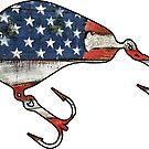 «Señuelo de pesca estadounidense» de Statepallets