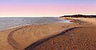 Shark Bay Beach At Dawn  by EOS20