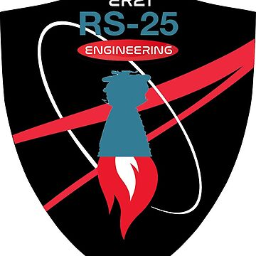 NASA's RS25 Engineering branch by Susealycone
