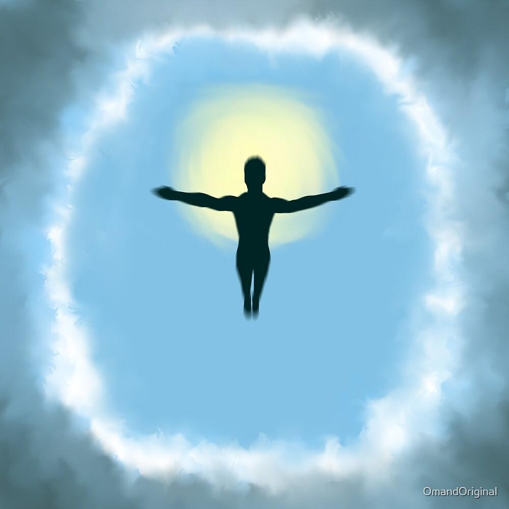 Sky Dive by OmandOriginal