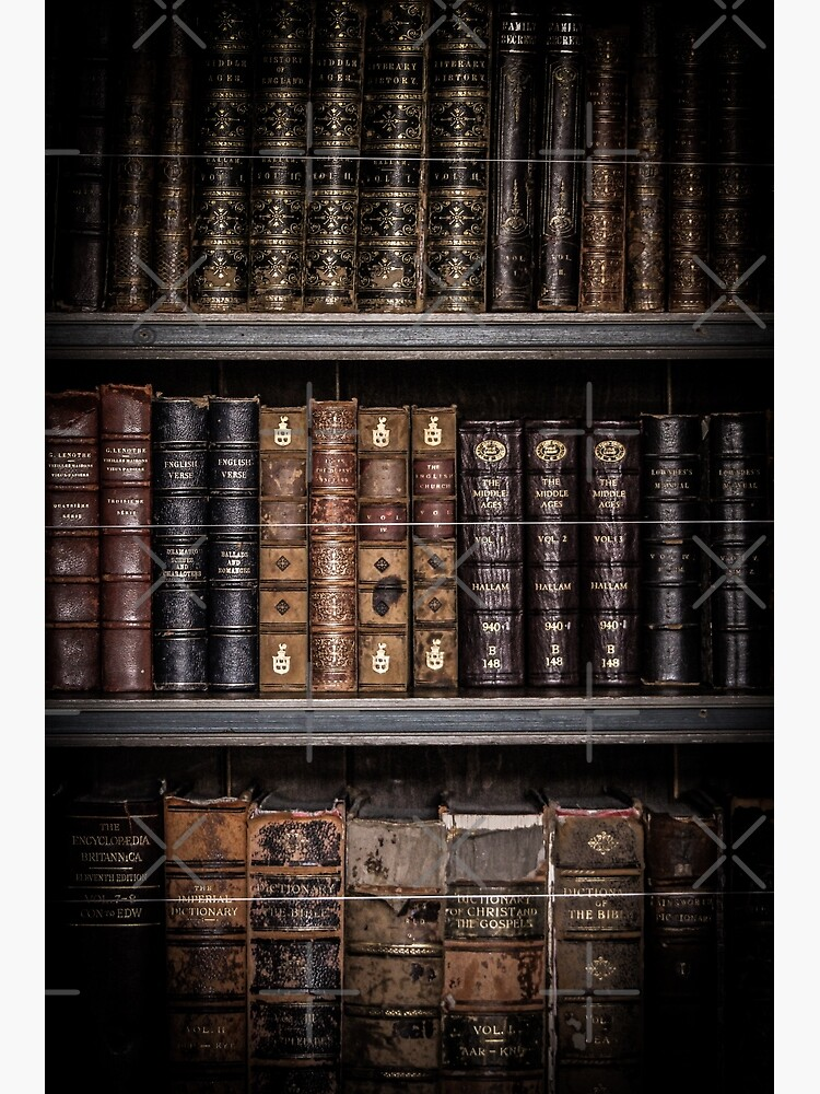 Photography - Old Books by ninthstreet