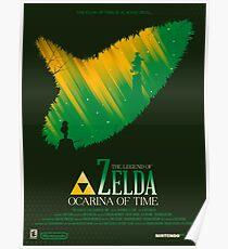 The Legend of Zelda / Movie Poster. Poster