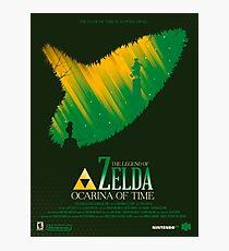 The Legend of Zelda / Movie Poster. Photographic Print