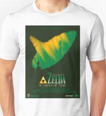 The Legend of Zelda / Movie Poster. Unisex T-Shirt
